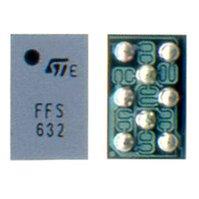 EMI-фильтр EMIF02-USB01 8pin для мобильных телефонов Sony Ericsson D750, K750, W300, W800, Z520, Z530