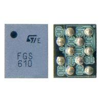 EMI-фильтр EMIF02-USB02F2/4129265 10pin для мобильных телефонов Nokia 3230, 6085, 6111, 6170, 6230i, 6260, 6270, 6280, 6670, 7270, 7370, 7610, N73, N91, N92, N93, N93i
