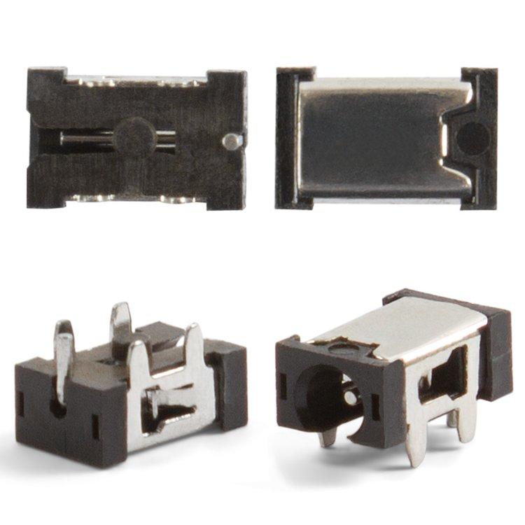Коннектор зарядки для мобильных телефонов Samsung C140, C160, C250, C260.