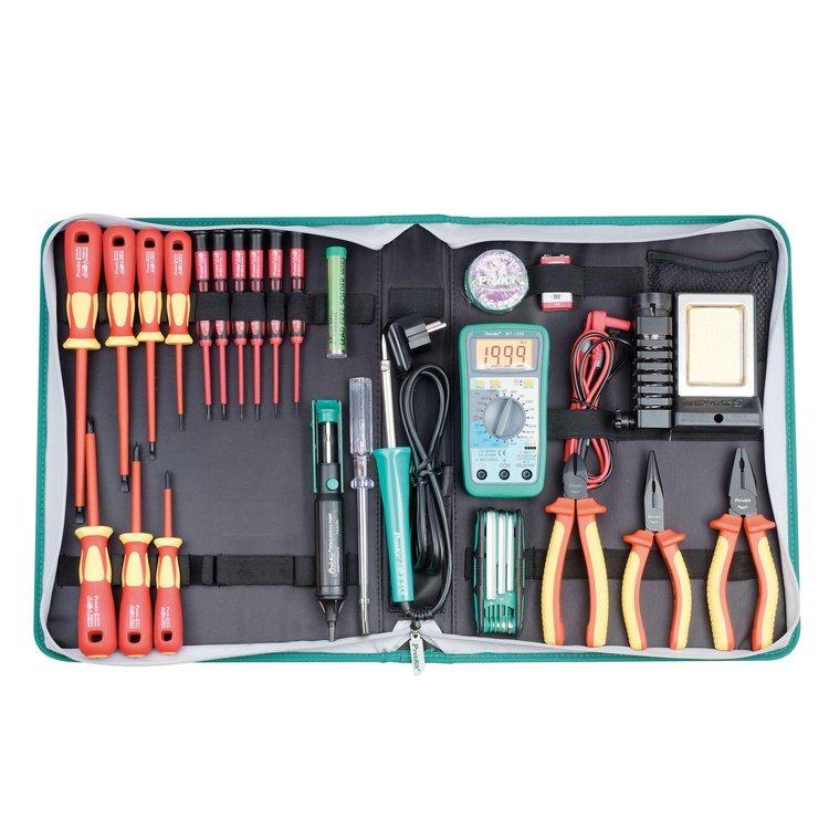 Помогите выбрать инструмент для электрика