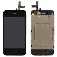 Дисплей  iPhone 3G, с сенсорным экраном