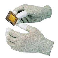 Goot WG-3L Антистатические перчатки с полеуретановыми пальцами (65х225мм))