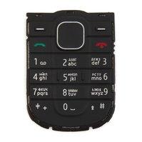 Клавиатура для мобильного телефона Nokia 1202, черная, русская