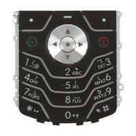 Клавиатура для мобильного телефона Motorola L6, черная, английская
