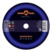 Круг отрезной по металлу PROFITOOL INDUSTRIAL 125х1,0х22,2 мм