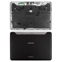 Корпус для планшета Samsung P7500 Galaxy Tab, черный, (версия 3G)