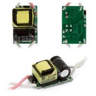 Драйвер светодиодной лампы 1-3 Вт (85-265 В, 50/60 Гц)
