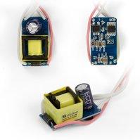 Драйвер светодиодной лампы 4-7 Вт (85-265 В, 50/60 Гц)