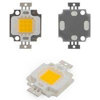 COB LED модуль 10 Вт (теплый белый, 1000 лм, 900 мА, 9-11 В)