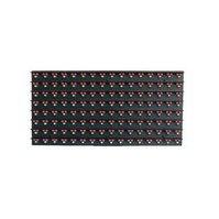 LED-модуль для рекламы P16-RGB-DIP (256 × 128 мм, 16 × 8 точек, IP65, 4000 нт)