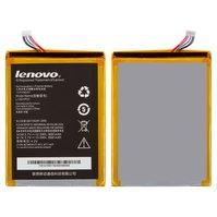 Аккумулятор L12T1P33 для планшетов Lenovo A1010, IdeaTab A1000, IdeaTab A3000, IdeaTab A3300, IdeaTab A5000, 107 мм, 78 мм, 3,0 мм, Li-Polymer, 3,7 В, 3650 мАч