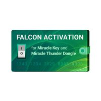 Активация Falcon для Miracle Key Dongle