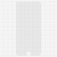Закаленное защитное стекло All Spares для мобильного телефона Apple iPhone 7, 0,26 мм 9H