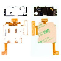 Keyboard Module for Nokia 6260 Cell Phone, (upper + bottom)