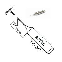 Soldering Iron Tip AOYUE T-0.5C