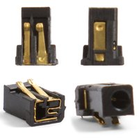 Charge Connector for Nokia 3110c, 3250, 5200, 5300, 6070, 6080, 6085, 6101, 6103, 6111, 6125, 6131, 6151, 6233, 6270, 6280, 6288, 6300, 7360, 7370, 7373, 7390, E50, E61, N70, N72, N73 Cell Phones