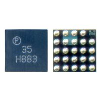 SIM-card Control Ic EMIF10-1K010F1/4129031 24pin for Nokia 1110, 1110i, 1112, 1200, 1208, 1209, 1600, 3100, 3200, 3220, 5030, 5070, 5100, 6020, 6021, 6030, 6060, 6070, 6080, 6100, 6101, 6103, 6170, 6230, 6230i, 6310, 6500, 6600, 6610, 6610i, 6670, 6810, 7250, 7250i, 7260, 7270, 7610, E60, E70 Cell Phones