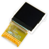 LCD for Samsung C100, C110 Cell Phones; Samsung, (Original)