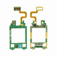 Flat Cable for Samsung E620 Cell Phone, (for mainboard, with components)