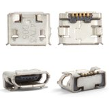 Charge Connector compatible with Nokia 6500c, 7900, 8800 Arte; Sony Ericsson W100, X10 mini, (5 pin, micro USB type-B)>