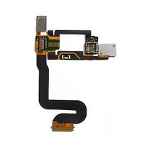 Flat Cable for Sony Ericsson C902 Cell Phone, (camera, with components)