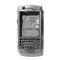 Housing for Sony Ericsson P990 Cell Phone, (silver, high copy)