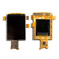 LCD for Fly SX240 Cell Phone, (original, complete)