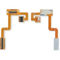 Flat Cable for LG KP210 Cell Phone, (for mainboard, with components)