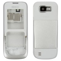 Housing for Nokia 2630 Cell Phone, (white, high copy)