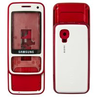 Housing for Samsung I450 Cell Phone, (white, high copy)