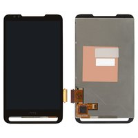 LCD for HTC T8585 Touch HD2 Cell Phone, (with touchscreen)