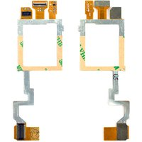 Flat Cable for Motorola i560 Cell Phone, (for mainboard, with components)