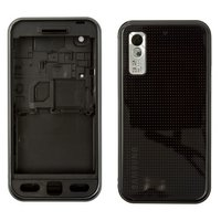Housing for Samsung S5230 Star Cell Phone, (black, high copy)