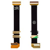 Flat Cable for Samsung G600 Cell Phone, (copy, for mainboard, with components)