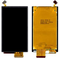 LCD for Sony Ericsson U10 Cell Phone, (with touchscreen)