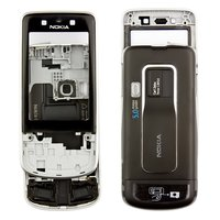 Housing for Nokia 6260s Cell Phone, (black, high copy)