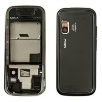 Housing for Nokia 5730 Cell Phone, (black, high copy)