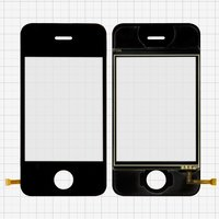 Touchscreen for China-iPhone 3g, 3gs Cell Phones, ((108*54mm), 81 mm, type 5, (65*48mm))