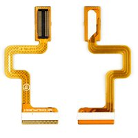 Flat Cable for Samsung E215 Cell Phone, (for mainboard, with components)