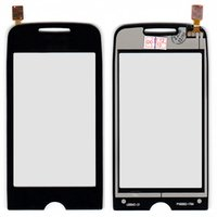 Touchscreen for LG GS290 Cell Phone, (black)