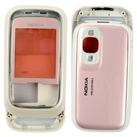 Housing for Nokia 6111 Cell Phone, (pink, high copy)