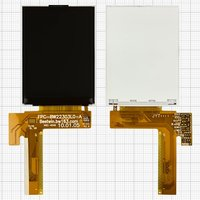 LCD for China-Ht G33 Cell Phone, (37 pin, (54*40)) #FPC-BW22303L0-A