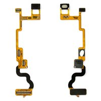 Flat Cable for Sony Ericsson Z780 Cell Phone, (for mainboard, speaker, with components)
