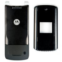 Housing for Motorola K1 Cell Phone, (black, high copy)