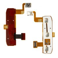 Keyboard Module for LG GS500 Cell Phone, (upper)