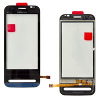 Touchscreen for Nokia C6-00 Cell Phone, (black)