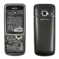 Housing for Nokia 2710n Cell Phone, (black, high copy)