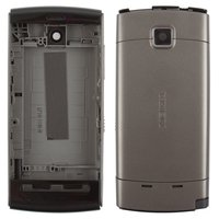 Housing for Nokia 5250 Cell Phone, (grey, high copy)