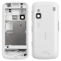 Housing for Nokia C6-00 Cell Phone, (white, high copy)