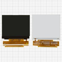 LCD for China-Nokia E71, E72; China-Maxtron MG185 Cell Phones, (38 pin, (46*51)) #YT22F88/YT22F68CIB-FPC-A